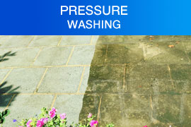 Pressure Washing Purley London